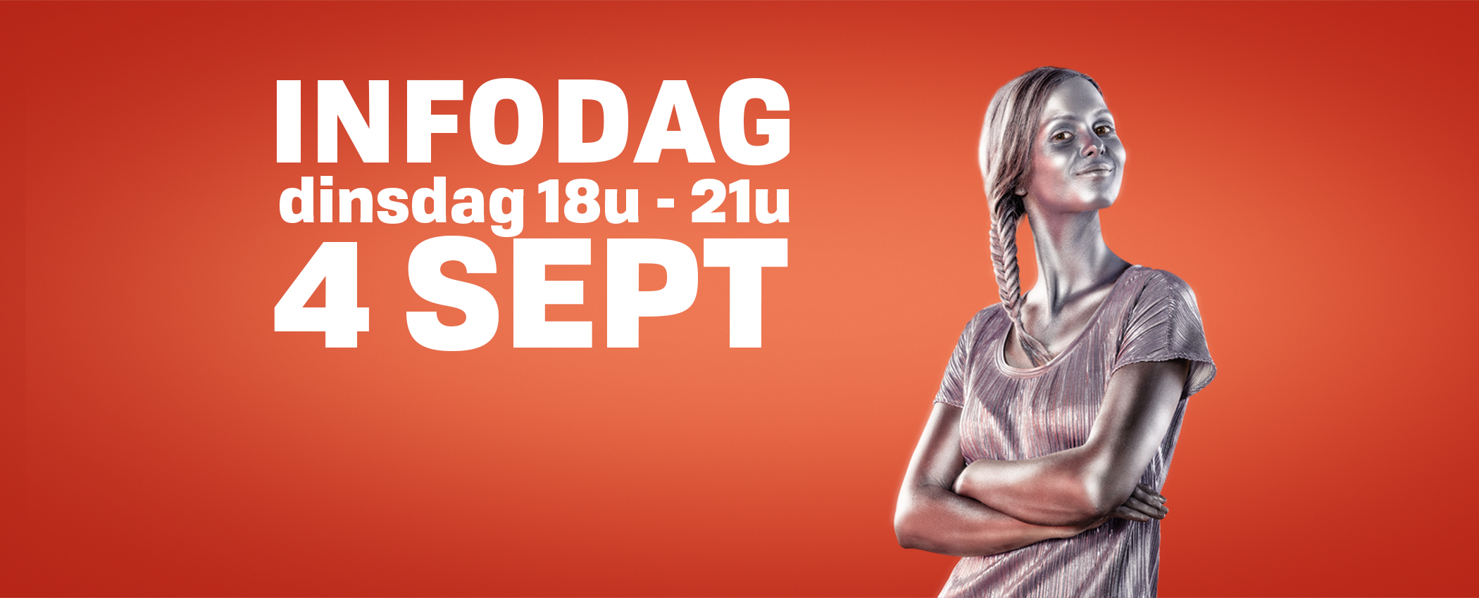 Infodag SYNTRA Limburg 4 september