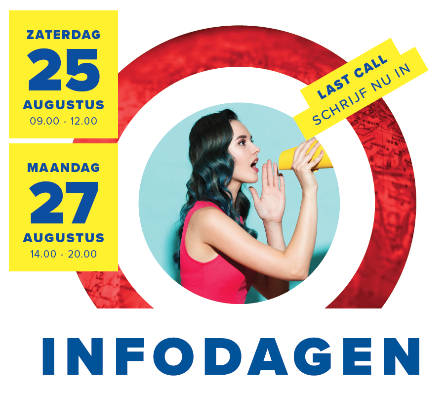 Infodagen Syntra West